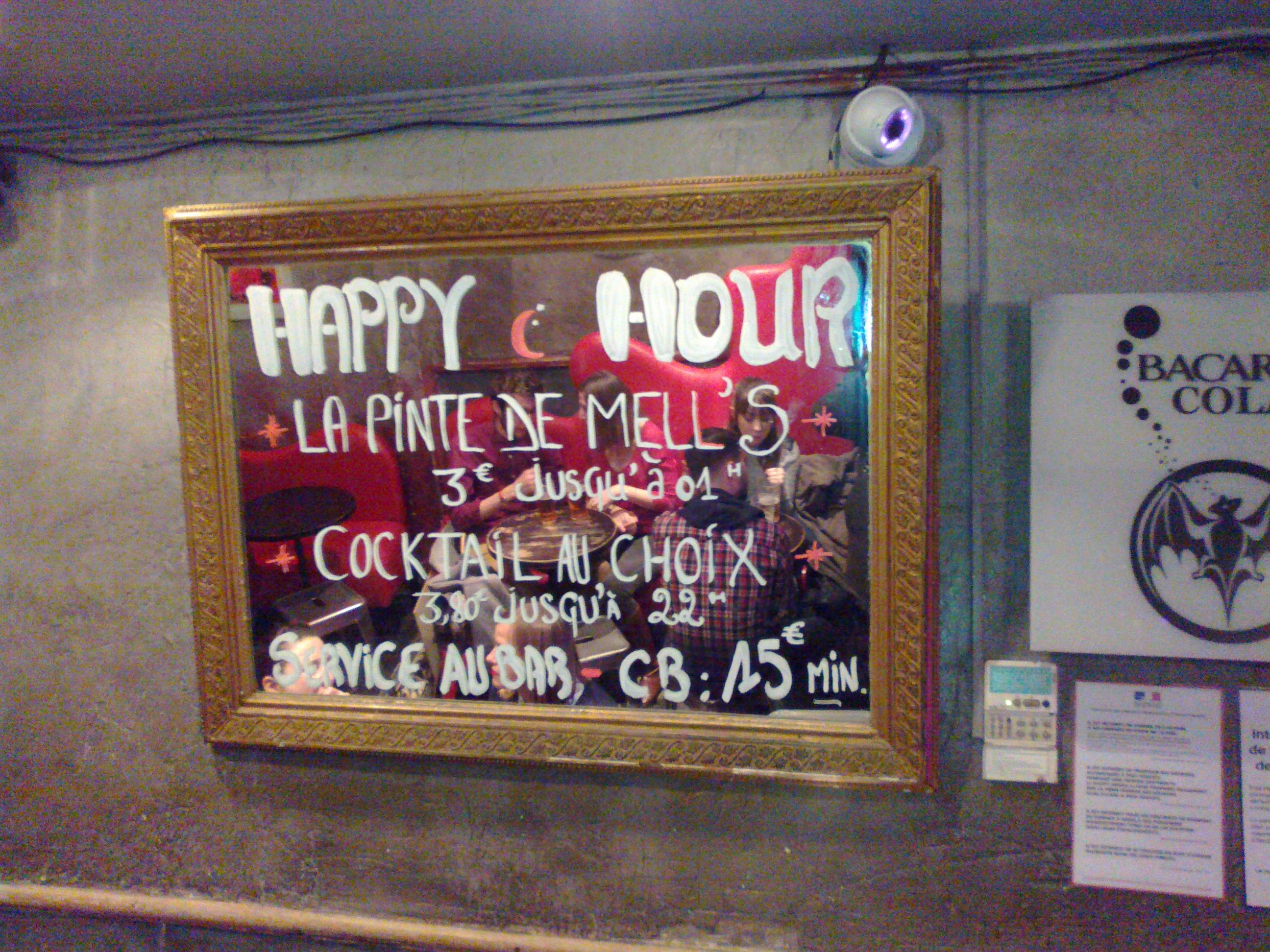 Objectif Lune Bar « Paris billig